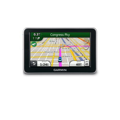 Garmin nvi 2350LMT 4.3-Inch Widescreen Portable GPS Navigator with Lifetime Traffic &#038; Map Updates