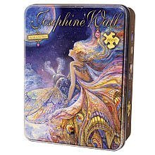 Masterpieces Jigsaw Puzzle Collectible Tin 1000 19.25X26.75-Josephine Wall-Fly Me To The Moon by MasterPieces