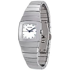 Rado Women's R13722102 Sinatra Mini Silver Dial Watch