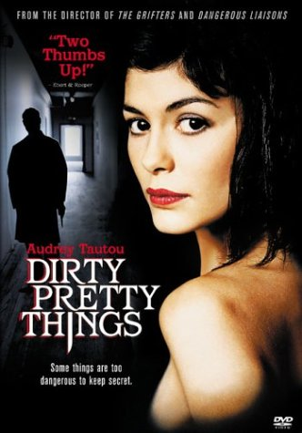 Cover art for  Dirty Pretty Things