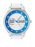 Just Cavalli Reloj de cuarzo Huge Plata 46 mm