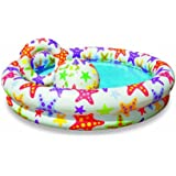 Intex Recreation 59460EP Circles Fun Inflatable Pool Set (Discontinued by Manufacturer)