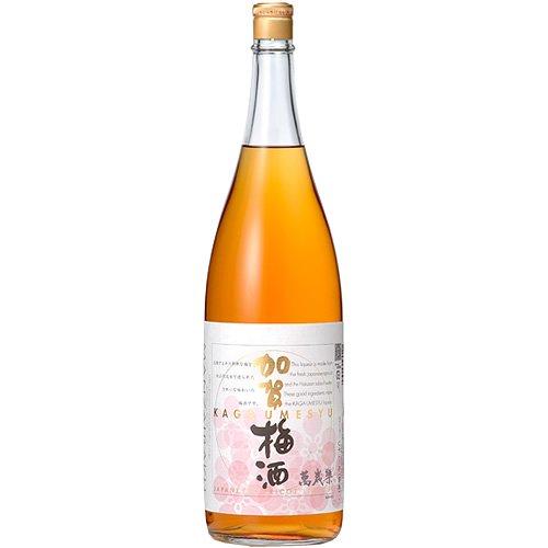萬歳楽 加賀梅酒 1800ml