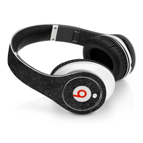 Beats Studio Full Headphone Wrap In Sparkling Black (Headphones Not Included)