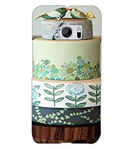 HTC ONE M10 BIRDS Back Cover by PRINTSWAG