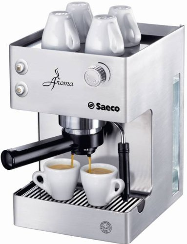 Philips Saeco RI9376/04 Aroma Espresso Machine, Stainless Steel