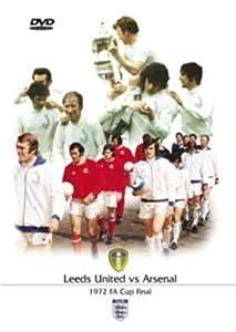1972 FA Cup Final Leeds United v Arsenal [DVD]