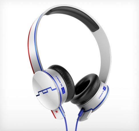 SOL Republic Tracks HD Anthem Michael Phelps Sepcial Edition On-Ear Headphones