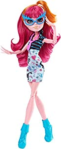 Amazon.com: Monster High Geek Shriek Gigi Grant Doll: Toys & Games