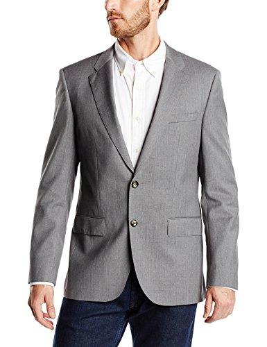 Tommy Hilfiger Butch STSSLD99003 - chaqueta hombre Hombre, Grau (010), 48