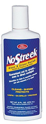 Nostreek Glass Polish Bottle 8 Oz (Tr Industries Glass Polish compare prices)