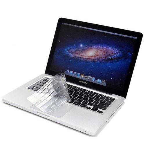 MacBook Air 13,MacBook Pro 13,15,17インチ用 透明キーボードカバー USレイアウト