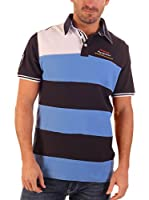 Clk Polo (Azul / Azul Marino)
