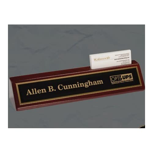 Engraved desk name plates with business card holder 28 images engraved desk name plates with business card holder amazon com personalized business desk name plate with colourmoves