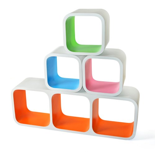 Stackable Cube Shelf IKEA