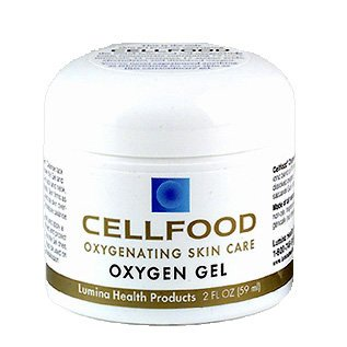3 Pack - Cellfood Oxygen Skin Care Gel - 3 Pack