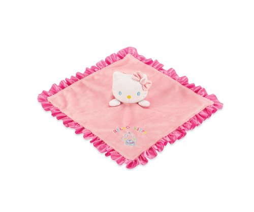 Hello Kitty Baby Snuggle Lovey (Discontinued by Manufacturer)