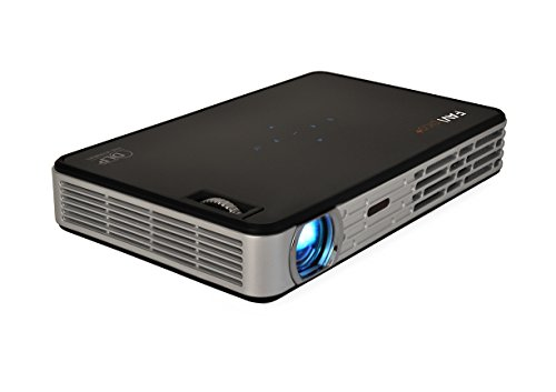 Favi j5 led pico portable 3d projector dlp with hd for Pico pocket projector best buy