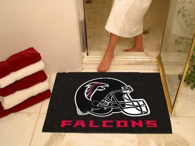 "Fan Mats 5667 NFL - Atlanta Falcons 34"" x 45"" All-Star Series Area Rug / Mat"