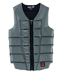 Liquid Force 2015 Melody Comp Vest (Heather) Women\'s Life Jacket-Large