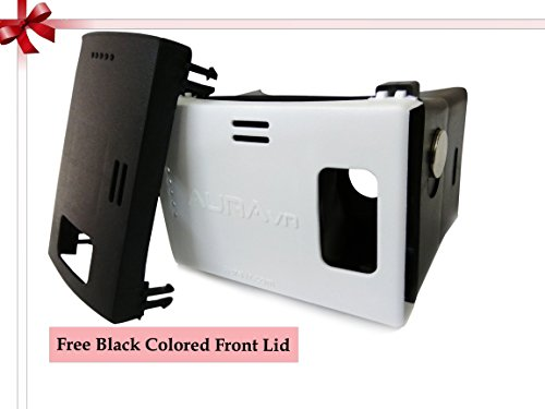AuraVR Virtual Reality Plastic VR Headset at Rs.430 – Amazon