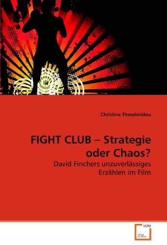 fight club film by david fincher essay Keywords: fight club movie review, fight club summary thesis statement: an analysis of the movie fight club reveals the ambiguity of its themes about modern life, masculinity and nihilism ambiguity and hope in david fincher's fight club.