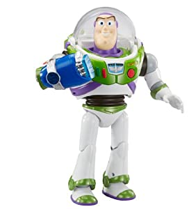 Toy Story Ultimate Action Buzz Lightyear
