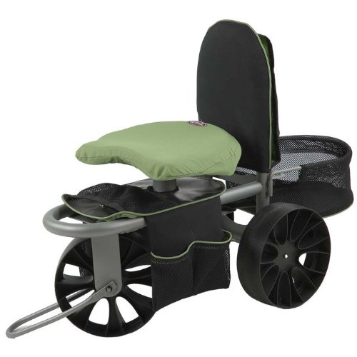 Easy Up Xtv Gardening Seat Green Black 26 5 H X 38 W X 699454429002 United States