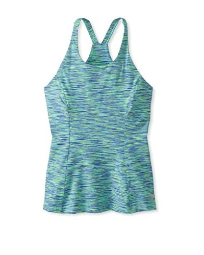 15Love Women's Tank with Built-In Shelf Bra