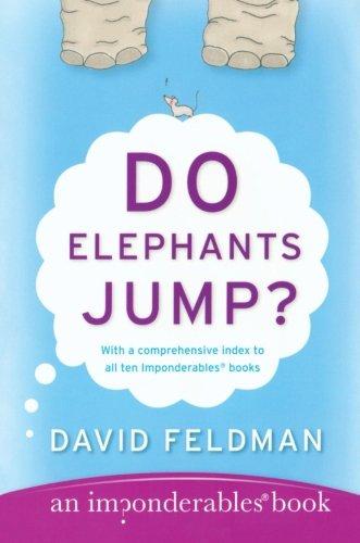 Do Elephants Jump? (Imponderables Books)