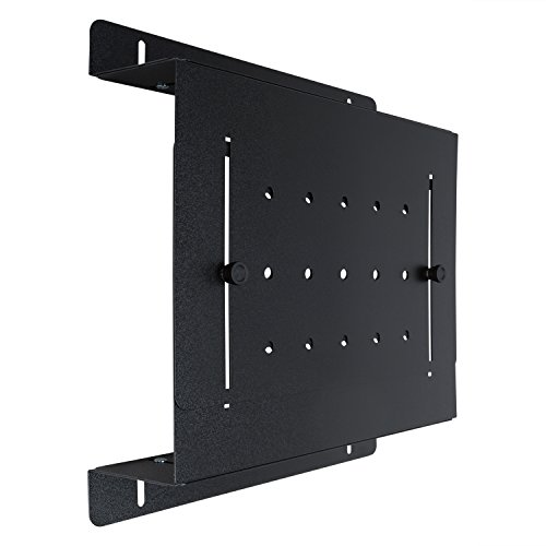 Versa Tables Wall Mount CPU Holder, Black