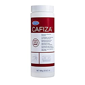 Urnex Brands 12-ESP12-20 Cafiza Espresso Machine Cleaner Powder (SET OF 12 PER CASE) by Urnex Brands
