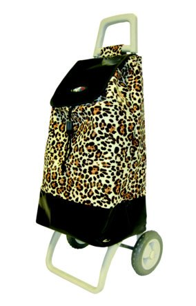 Marketeer Funky Fashion Leopard Print Shopping