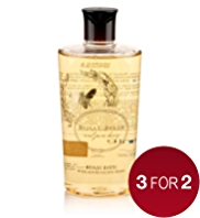 Royal Jelly & Pure Honey Foam Bath 400ml