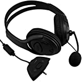 2.5mm Game Stereo Dual Headphones Earphone Pc Laptop Gaming Headset With Mic Microphone For Xbox 360
