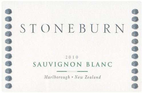 2010 Stoneburn Marlborough Sauvignon Blanc 750 Ml