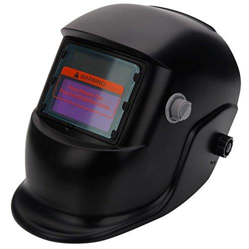 Olymstore-Solar-Powered-Welder-Welding-Helmet-Auto-Darkening-with-Adjustable-Shade-Range-Black