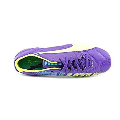 PUMA Men's Evospeed 3.3 Leather FG Soccer Cleat