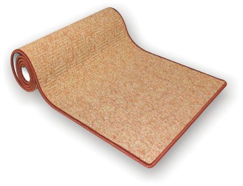 teppichl ufer tonga terra teppich br cke l ufer flur meterware 70 cm breit robust und trendy 70. Black Bedroom Furniture Sets. Home Design Ideas