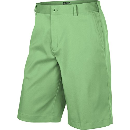 Nike Nike Golf Men's Flat Front Short - 28 - Lt Lucid Green