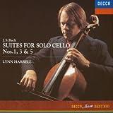 バッハ:無伴奏チェロ組曲第1番&第3番&第5番