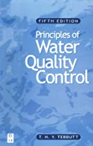 Principles of Water Quality control, Fifth Edition