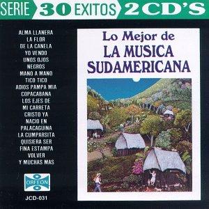Various Artists - Mejor De La Musica Sudamericana: 30 Exitos - Amazon