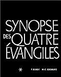 echange, troc Pierre Benoit, Marie-Emile Boismard - Synopse des quatre évangiles, tome 1