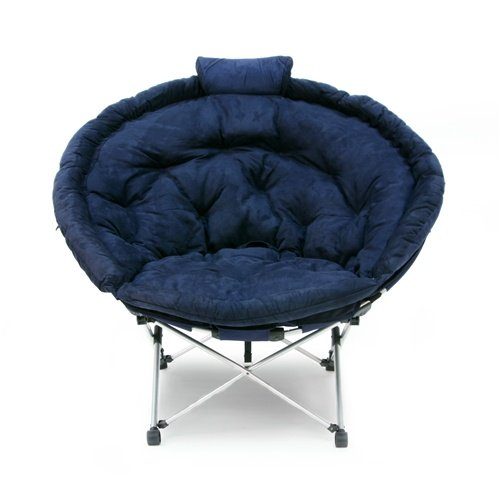 Mac sports extra large moon chair for Large papasan chair