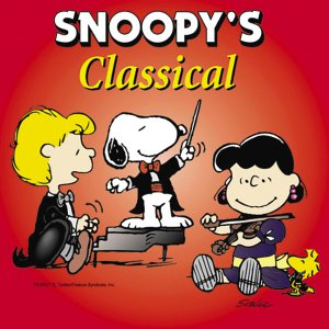 Snoopy's Classical: Classiks On Toys