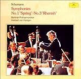 シューマン:交響曲第1&3番