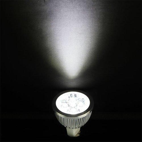 6 Pack 4W 4X1W Dc 12V Cool White 4 Led Mr16 Energy Saving Downlight Lamp Bulb
