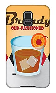 The Fappy Store Brandy-Old hard plastic back case cover for Samsung Galaxy S5