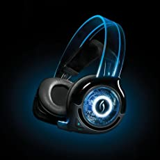 Afterglow AGU.1S Wireless Headset - Blue Lighting